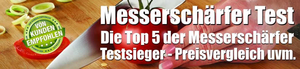 Messerschärfer Test + Testsieger + Preisvergleich + Top 5
